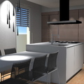 Cucina Design isola - foto2