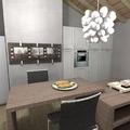 Cucina Yellowpine bianco foto1