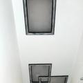 Diffusore luce con Botola a soffitto de La Bottega degli Stucchi