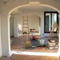 doppio arco in open space