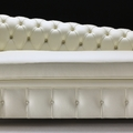 Dormeuse Chesterfield Capitonné