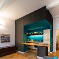 creazione di angolo cucina in apaprtamento a Firenze