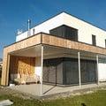 Edificio alta efficienza energetica
