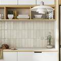 Rivestimento cucina in formato sottile