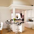 Esempio cucina classica bianca su misura