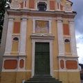 Facciata Chiesa dei Batù