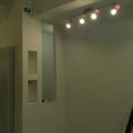 Foratura parete, realizzazione nicchie e controsoffitto