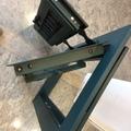 grata combinata ferro alluminio orientabili