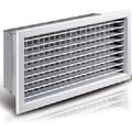 griglia diffusione aria