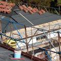 Impermeabilizzazioni di tetti e coperture speciali