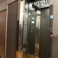 Impianto Ascensore Panoramico legno e vetro