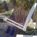 Impianto bidirezionale Internet via satellite