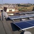 Impianto da 4,5KW su tetto piano