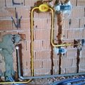 impianto gas piano cottura