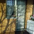 Inferriata per finestra zoppa