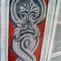intervento di restauro su facciata