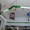 lampade fluorescenti per negozio