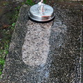 Lavaggio ghiaino lavato