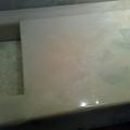 Lavorazioni da laboratorio: realizzazione top bagno onice