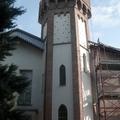 Manutenzione torre e facciata abitazione Architetto Valente Giusi