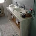 Mobile bagno in muratura