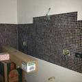 mosaico in cucina