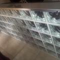 muretti in vetro mattone