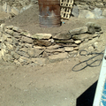 Muro di contenimento a secco