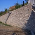 Muro di sostegno