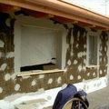 Isolamento a Cappotto in Sughero su struttura XLAM