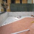 Impermeabilizzazione terrazzo e posa pavimento