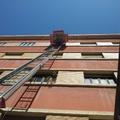 noleggio elevatore esterno