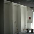 pareti attrezzate in cartongesso per appendiabiti ecc