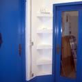 pareti e mensole in cartongesso