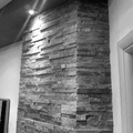 particolare di design interno abitazione