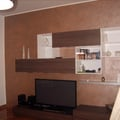 particolare pitturazione soggiorno