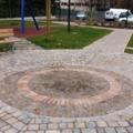 pavimentazione e realizzazione parco pubblico