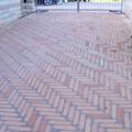 pavimento a mattoni