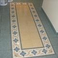 pavimento con marmitte di mamro