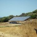 pensilina rimessa auto e tetto fotovoltaico