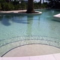 piscina a skimmer e gres