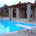 Piscina privata a Montegrimano Terme