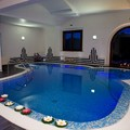 piscine con led