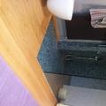 plank 190 rovere spazzolato e bisazza norma 1*1