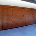 Porta per garage.