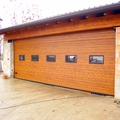 porta sezionale per garage largh. 6800 x h. 2400