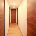 Porte sul corridoio con stile