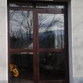 Portoncino di ingresso villa privata