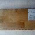 prefinito legno 3 strip Acero
