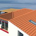Progettazione tettoia e struttura precaria  in località Capo d'Orlando